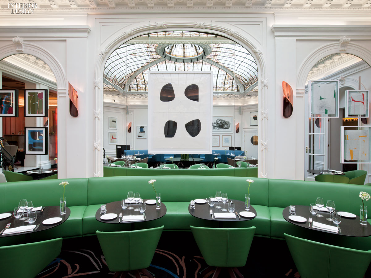 Hotel Vernet Restaurant