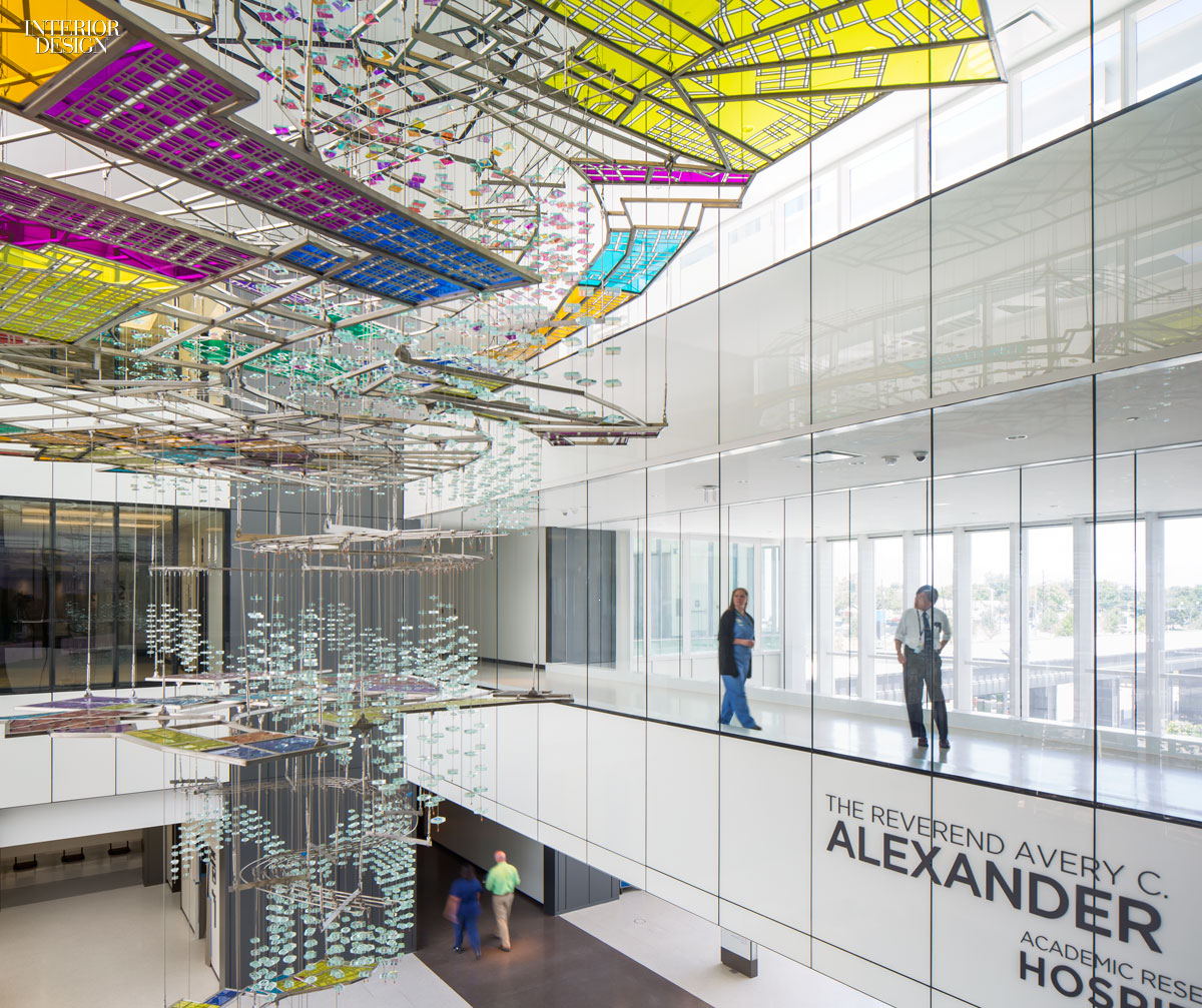 Top 40 healthcare giants of 2015 for Research interior decoration and design influences