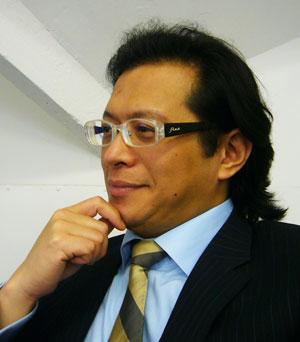 Charles Phu Portrait
