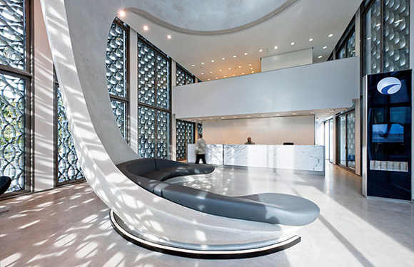 Casbah Of Commerce Foster Partners Brings Elegance To A