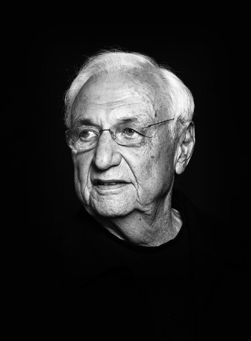Frank Gehry Hall of Fame Inductee