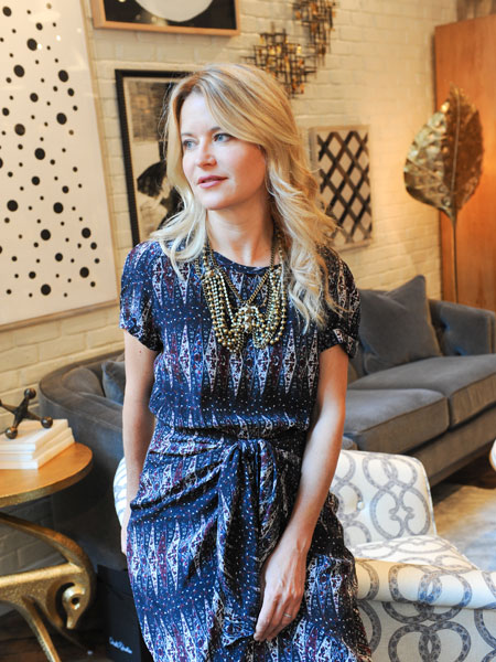 Christiane Lemieux, founder and creative director, DwellStudio.