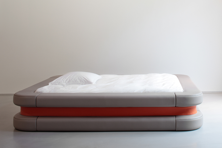 Marc Newson Bed