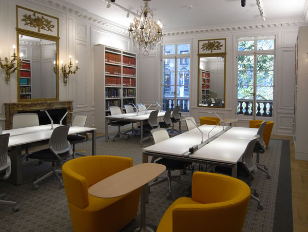 Cooper Hewitt Library South P