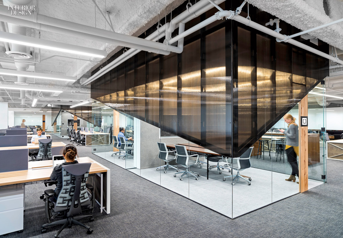 Over and above studio o a designs hq for uber for Interior design of office