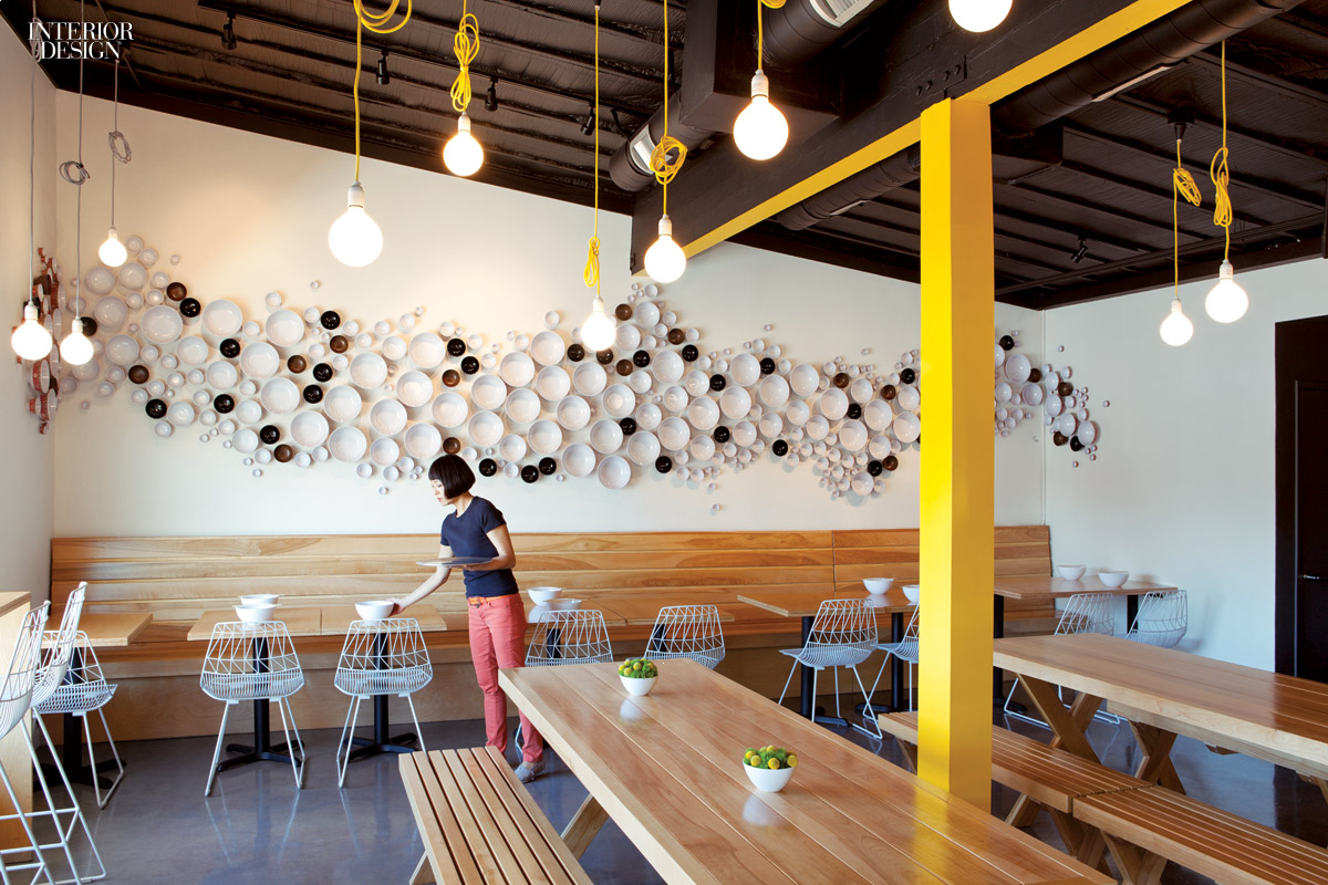 Spice it up fast casual restaurants put design on the menu