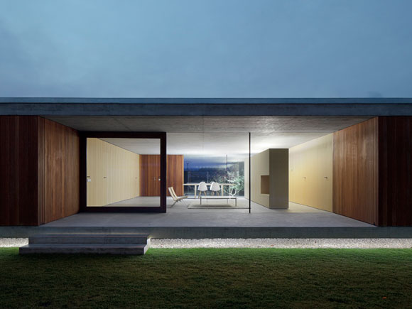 First prize in Completed Projects went to a single-family home in Burgos, Spain, designed by Pereda Pérez Arquitectos.