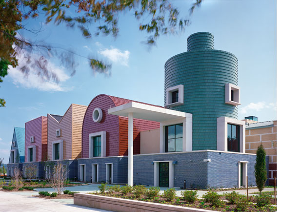 St. Coletta School of Greater Washington (2006). Photo courtesy of Michael Graves & Associates.