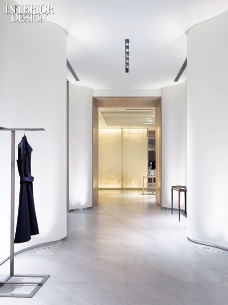Fitting Room Designs For Retail: 2013 BOY Winner: Luxury Retail