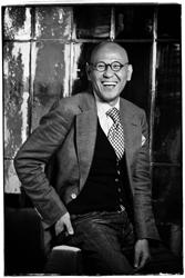 Tony Chi (portrait)