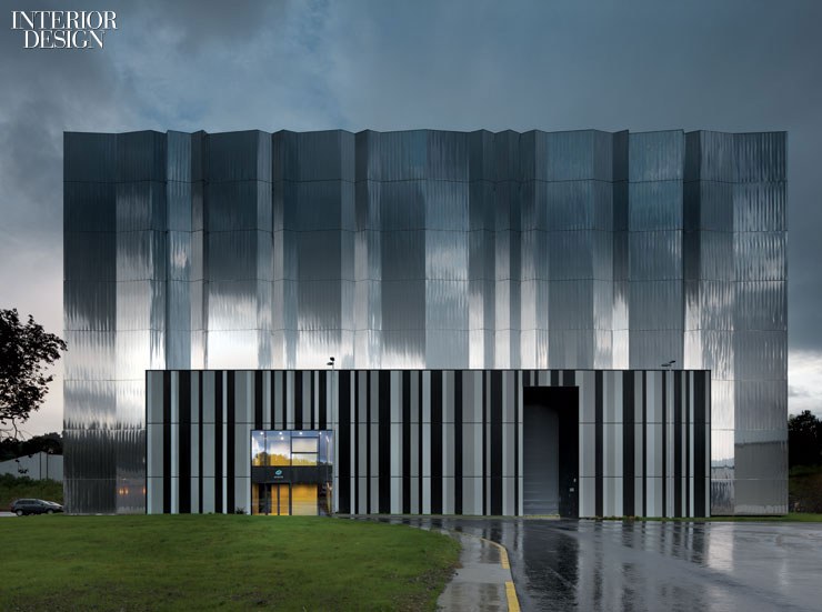 A flash of brilliance acxt supercharges a high voltage for Lab architects
