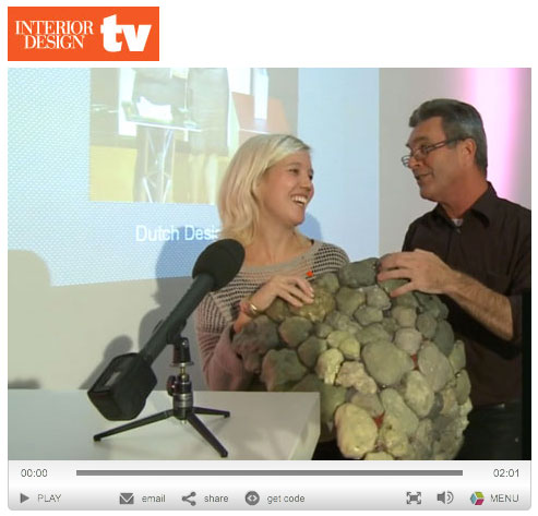 Dutch Design Week Live Interview