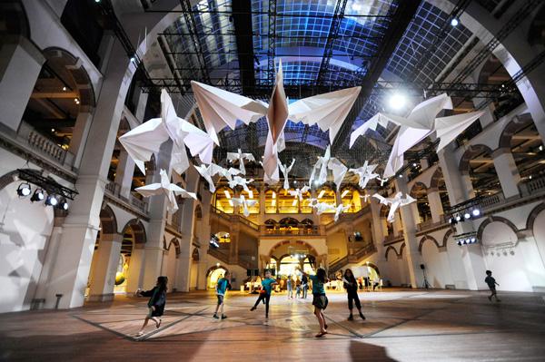 Tropenmuseum Origami 04 0714