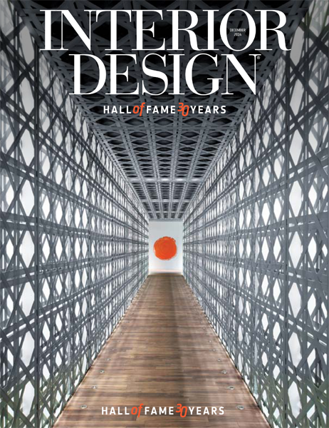 Interior Design December Cover