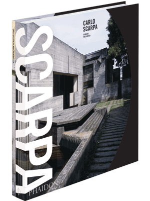 CARLO SCARPA Book Shot