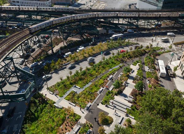 Architect Of Island Park Bandshell