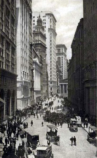 NYC design 1815-1945