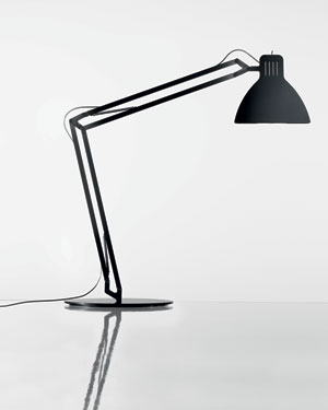 Looksoflat desk lamp