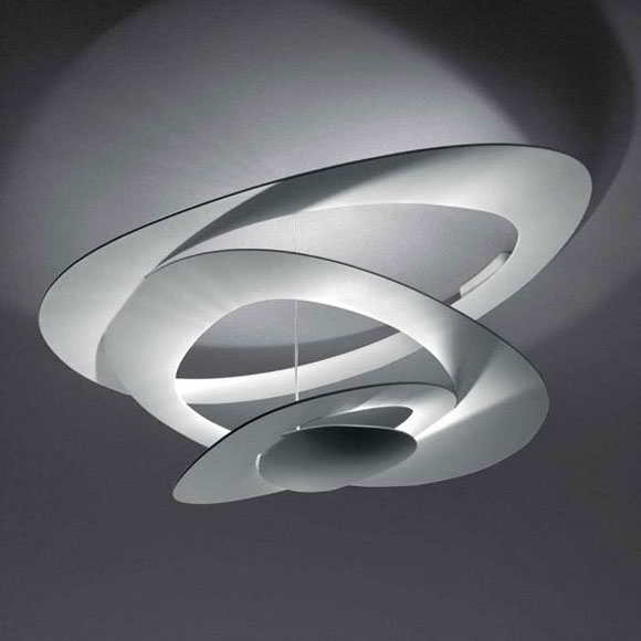 Pirce Ceiling Light by Artemide