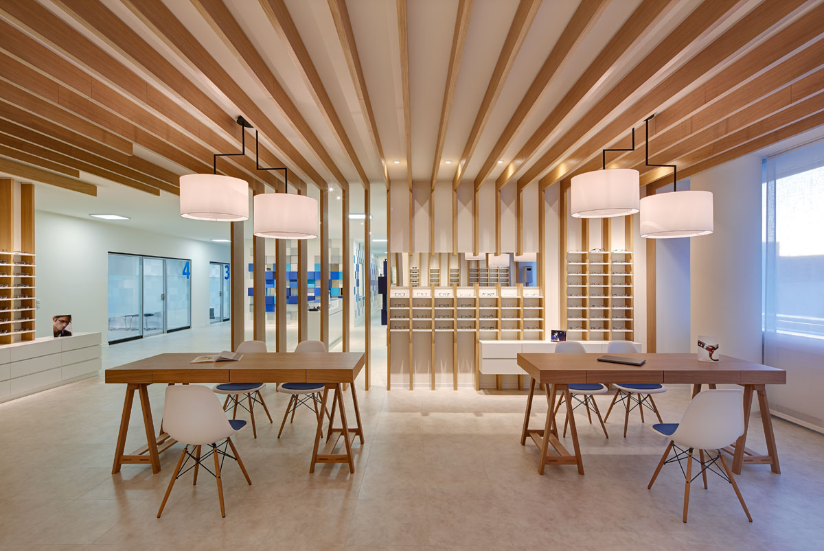 7 breathtaking retail spaces for Retail store interior design