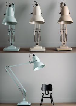 George Cawardine Lamps