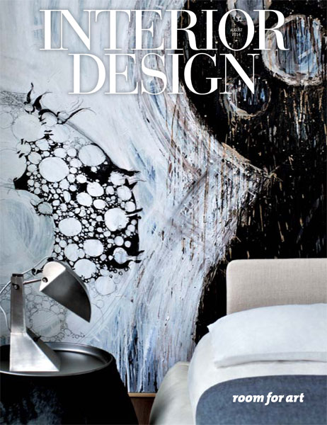 Interior Design August Cover