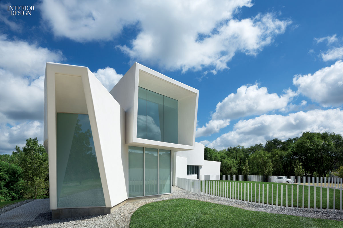 Dangerous curves randy brown gets wild with a house near for Architecture firms omaha ne