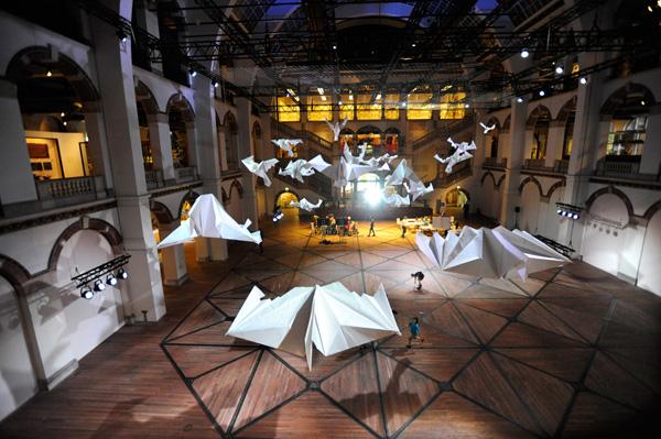 Tropenmuseum Origami 01 0714