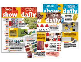 Product Submissions Neocon Show Daily