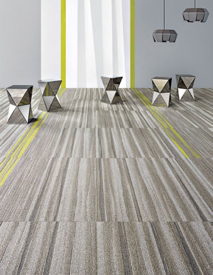 folded and folded edge carpet tiles in nylon by shaw designed by mohawk