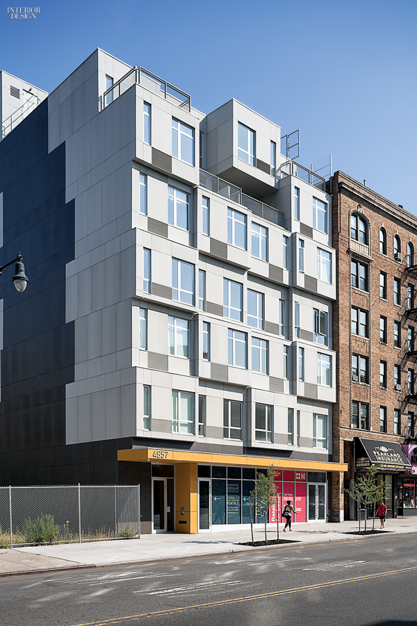 Big Ideas: Gluck+ Completes a Prefab Residential Project in Manhattan