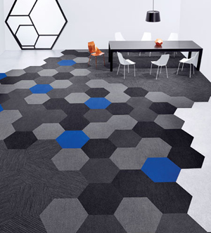 Hexagon by Shaw