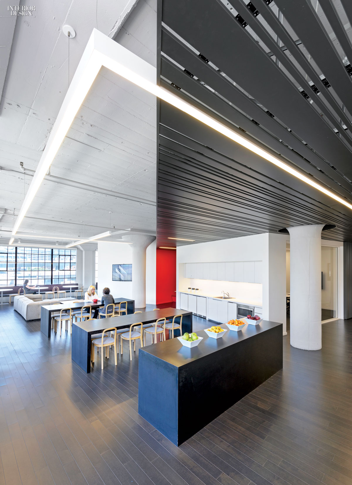 Wired Magazine S Headquarters By Gensler San Francisco