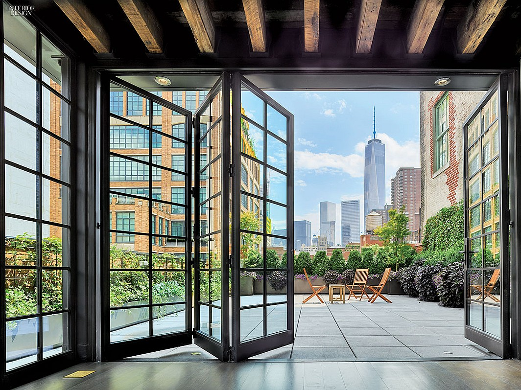 12 spectacular new york city residences for Interior designers in new york city