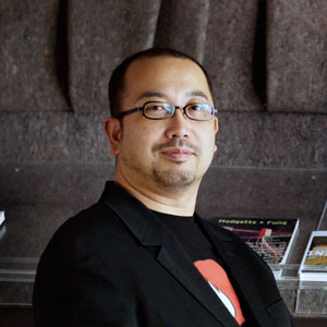 Hitoshi Abe Portrait