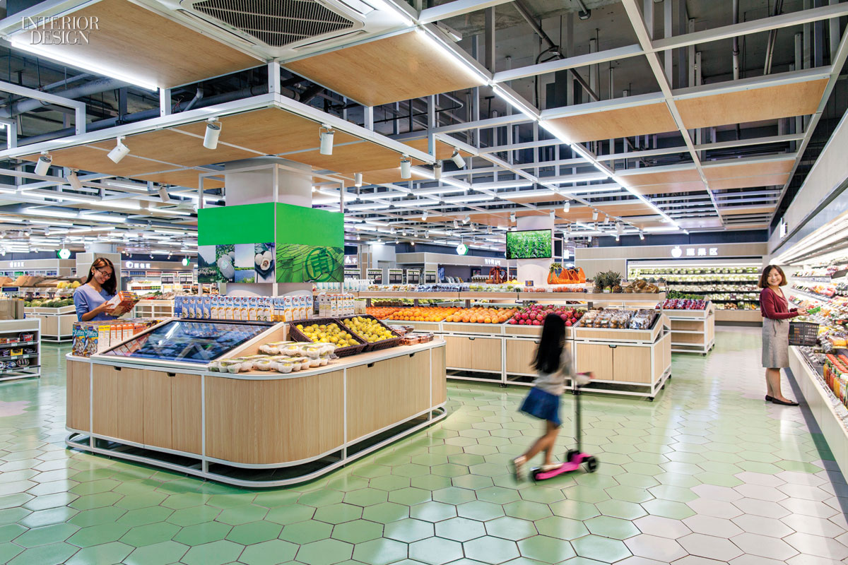 Latitude Studio Designs Beijings First Organic Supermarket