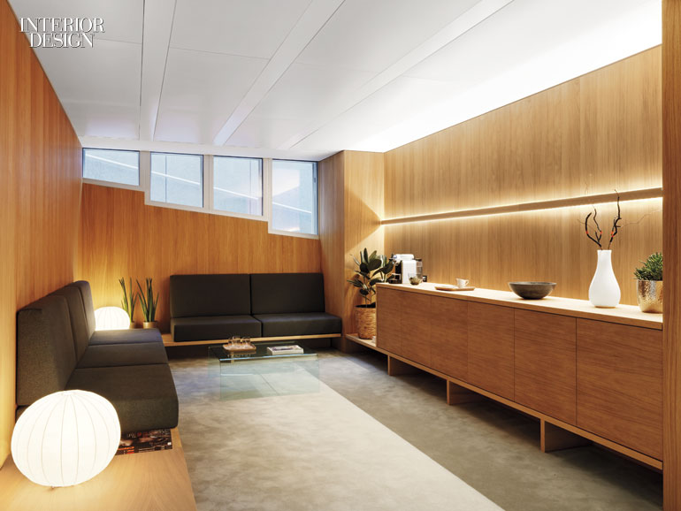Monasteries And Donald Judd Sculptures Inspire Swiss Skin Care Clinic By Ralph Germann Architectes Interior Design Magazine