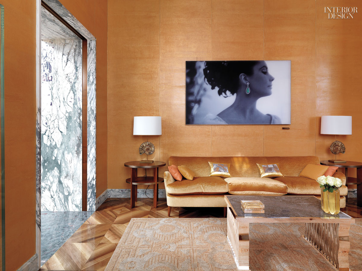 Peter marino burnishes the bulgari legend in london for Interior design south london